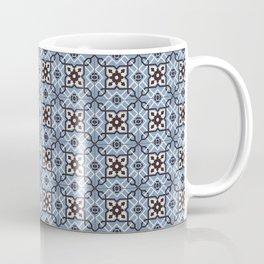 Blue Tiles Coffee Mug