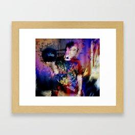 Hybrid ME Framed Art Print