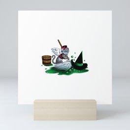 Scrub, My Pretty Mini Art Print