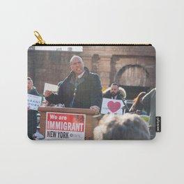 Cory Booker Political Speech Carry-All Pouch