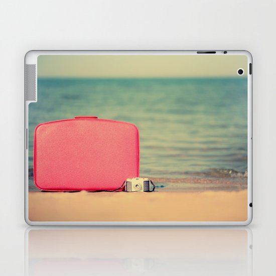 The Traveler Laptop & iPad Skin