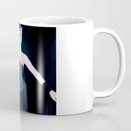 Woman or Cat - Top Secret Coffee Mug