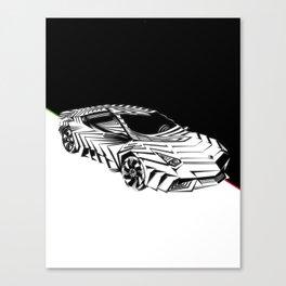 ///Lamborghini NuReventón XREEM\\\ Canvas Print