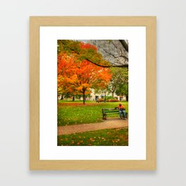 What's News?  Framed Art Print