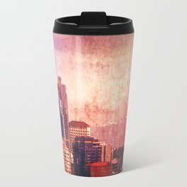 Decode in Downtown Seattle Travel Mug