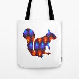 Squirrel 283 Tote Bag