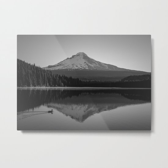 Mountain Moments Metal Print