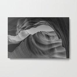 ARIZONA CANYON WANDERLUST Metal Print