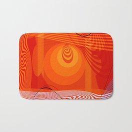 Sunrise-001 Bath Mat