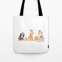 The Hooley Tote Bag