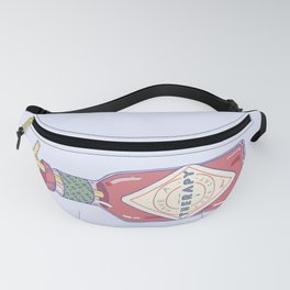 Hot Sauce Therapy Fanny Pack