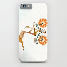 Orange iPhone 6s Slim Case