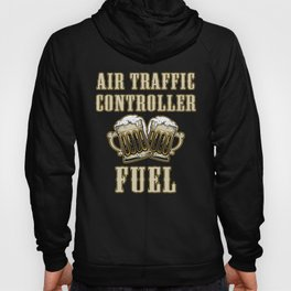 Air Traffic Controller Beer ATC Flight Control design Hoody