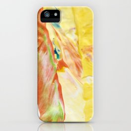 Abstraction - Sunny - by LiliFlore iPhone Case
