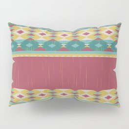 Aztec Art Pillow Sham