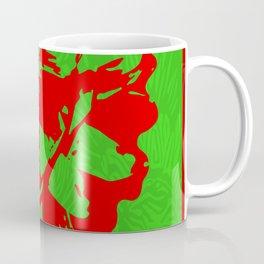 Strawflower - Christmas Contrast Colors Coffee Mug