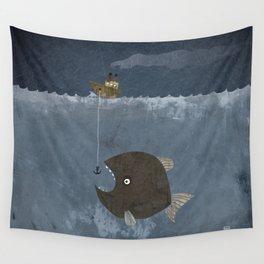 Big Fish Wall Tapestry