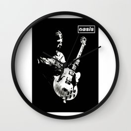 OASIS NOEL GALLAGHER Wall Clock