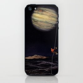 Jupiter Climber iPhone Skin