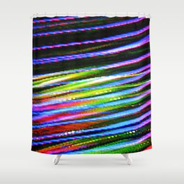X45 Shower Curtain