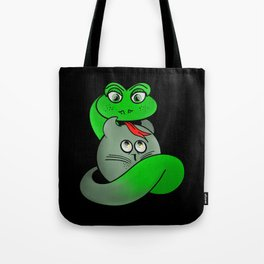 Cat Personality Tote Bag