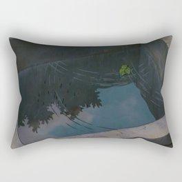 CLEAR Rectangular Pillow
