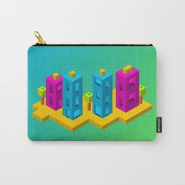 Metric Space City Carry-All Pouch