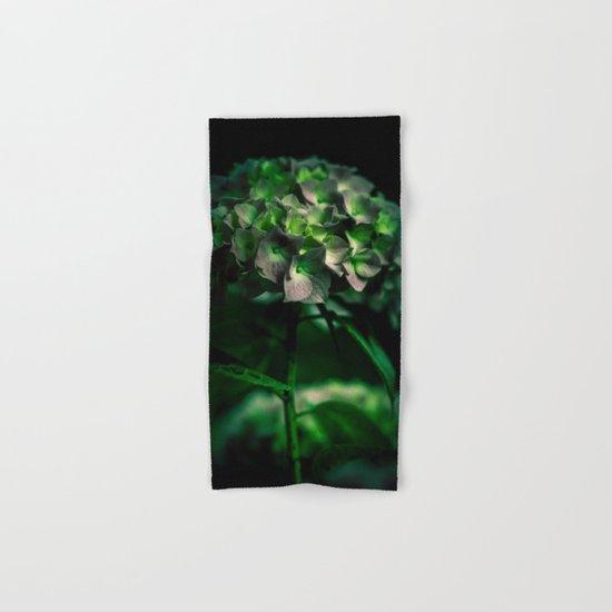 Fiore Verde Hand & Bath Towel