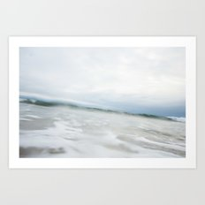 June Gloom Art Print
