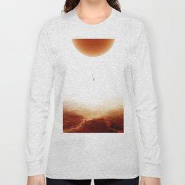 Mars Diving Long Sleeve T-shirt