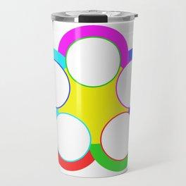 Atoms Travel Mug