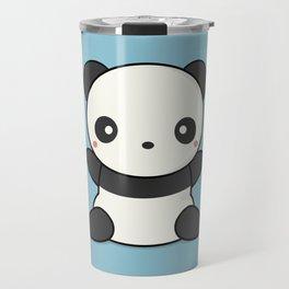 Kawai Cute Hugging Panda Travel Mug