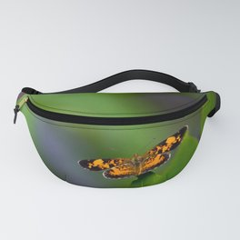 Pearl Crescent Butterfly Fanny Pack