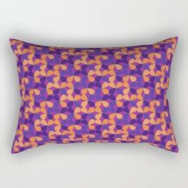 Fields of purple Rectangular Pillow