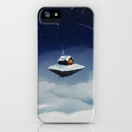 Isolated iPhone Case
