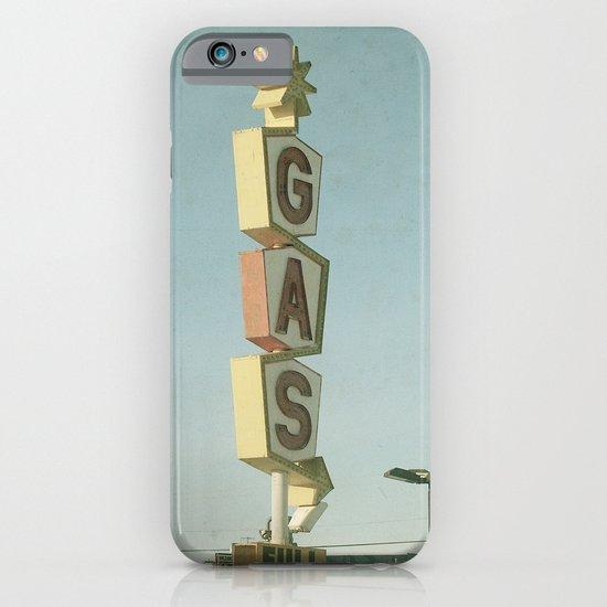 Vintage Gas iPhone & iPod Case