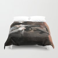 rocky Duvet Covers featuring ROCKY by Bernardo Furlanetto
