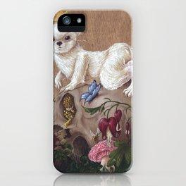 Naturaleza Invicta iPhone Case