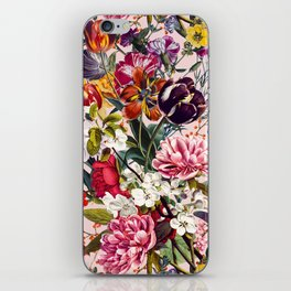 Exotic Garden - Summer iPhone Skin