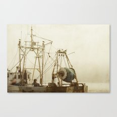 Misty Mae Canvas Print