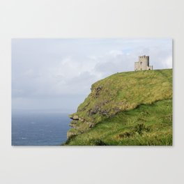 Ireland castle Canvas Print