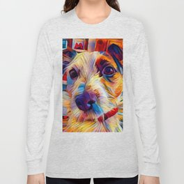Jack Russell Terrier 2 Long Sleeve T-shirt