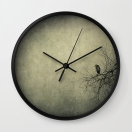 Only One Wall Clock