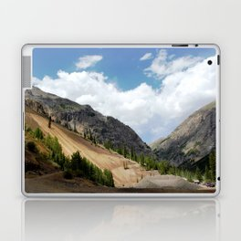 View North from the Sunnyside Mill at Eureka, on the Alpine Loop Laptop & iPad Skin