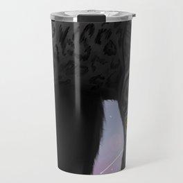 Galaxy of candied cotton Travel Mug