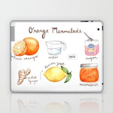 Marmalade Laptop & iPad Skin