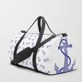 Tribal Anchor Duffle Bag