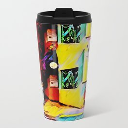 Gentrifying Candyland Travel Mug