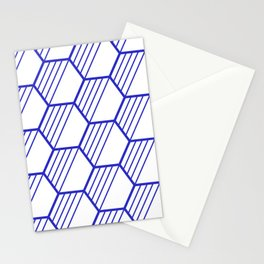LYLA ((berry blue)) Stationery Cards