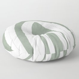 Abstract Arches Floor Pillow